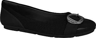 Comfortflex Sapato Sapatilha Comfortflex Casual 1963303 Feminino Preto