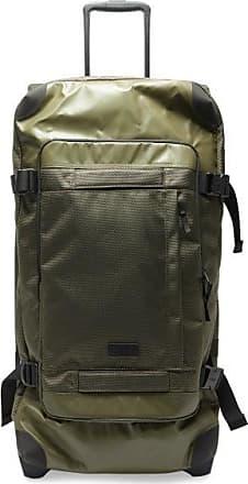 Eastpak Cnnt Tranverz Large Shell Suitcase - Mens - Khaki