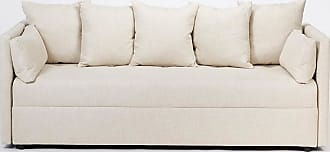 The Conran Shop Compact Sofa Bed in Oatmeal