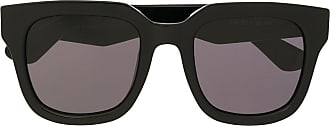 Retro Superfuture square framed Sabato sunglasses - Black
