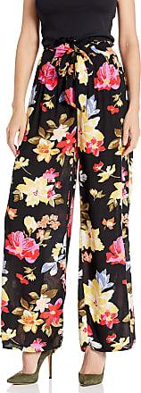 Billabong Womens Wide Leg Pant Casual, Black, S/8