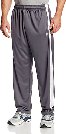 Russell Athletic Mens Big-Tall Dri-Power Pant - Gray - 3X-Large Tall
