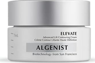 Algenist Travel Size The Elevate Collection Advanced Lift Contouring Cream, 0.23 US Fl Oz - 7 ML Vegan Alguronic Acid Anti-Aging
