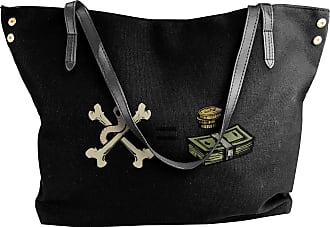 Juju The Bones Are Their Money. Womens Classic Shoulder Portable Big Tote Handbag Work Canvas Bags