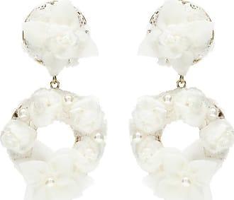 Magda Butrym Edelweiss earrings