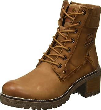 Dockers by Gerli Womens 43ln201 Combat Boots, Brown (Hellbraun 340), 7 UK (40 EU)