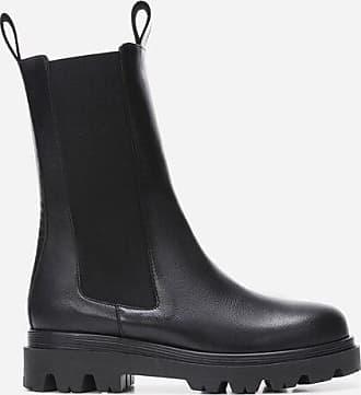 Flattered Lia Leather Black