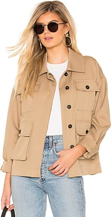 Tularosa Felix Jacket in Nude