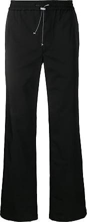 WWWM - What We Wear Matters Calça com ajuste no cós - Preto