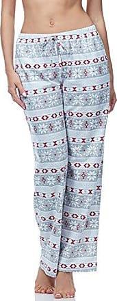 Ladeheid Damen Schlafanzugshose LA40-119