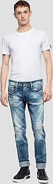Replay Slim Fit Anbass Jeans Aged 20 Year