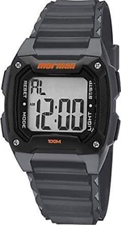 Mormaii Relógio Masculino Mormaii Digital MOY1516/8L Cinza