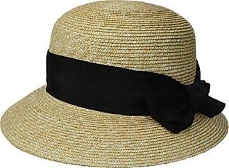 2c092dda83b Gottex Womens Darby Fine Milan Straw Packable Sun Hat