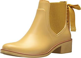Bernardo Womens Paxton Rain Boot, Misted Yellow Rubber, 11M M US