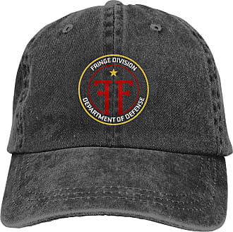 Not Applicable Clothing Fringe Division Mens and Womens Animal Farm Snap Back Trucker Hat Baseball Cap Black