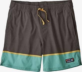 Patagonia Stretch Wavefarer Volley Shorts 16 Schmiedegrau - XL