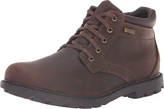 Rockport Mens Rugged Bucks Waterproof Boots - Nude Size: 8 UK