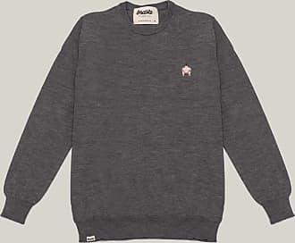 Brava Fabrics Mens Sweater - Mens Casual Sweater - Sweater for Men - Model Sumo Boy