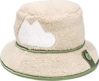 Maison Margiela Cappello bucket con applicazione - Color carne