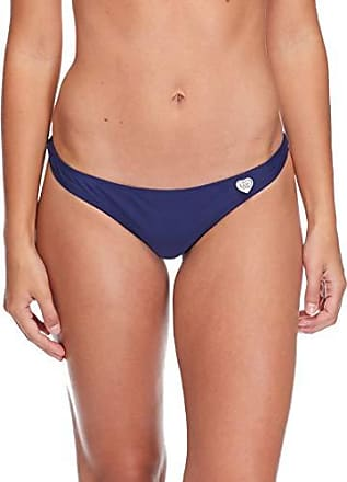 4a0061f941 Bodyglove Body Glove Womens Thong Solid Minimal Coverage Bikini Bottom  Swimsuit, Midnight, Large