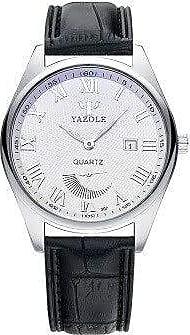 Yazole Relógio Yazole Prova D´água Masculino D307 (2)