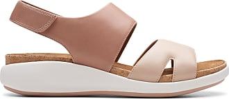 Clarks Womens Sandal Rose Combi Clarks Un Bali Sling Size 9.5
