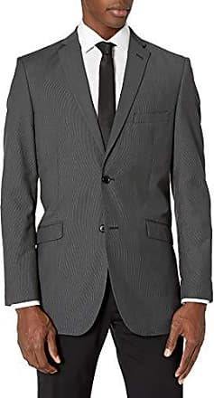 Men/'s Raphael Classic Fit Solid Navy Blue 2 Button 3 Piece 100/% Wool Vested Suit