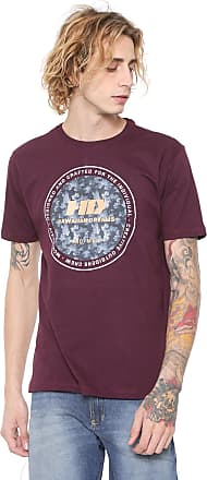 Hawaiian Dreams Camiseta HD Cozy Bordô