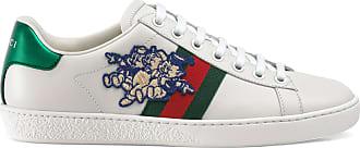 Gucci Baskets Ace à empiècement Les Trois Petits Cochons pour femme d1d6807d4af7
