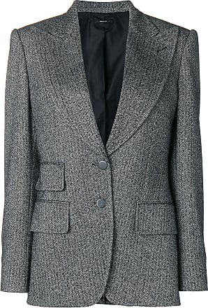 Tom Ford Blazer de tweed - Preto