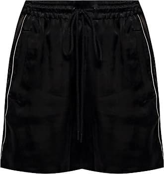 Iceberg Perforated Shorts Womens Black