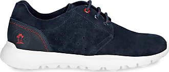 Panama Jack Mens Shoes Jupiter C1 Velour Marino/Navy 43 EU