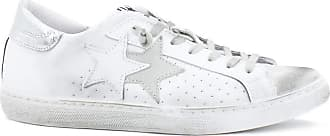 2Star 2SU2609 Mens Leather Sneakers Size: 9.5 UK