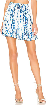 House Of Harlow X REVOLVE Sheila Skirt in Blue