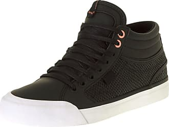 DC Women Shoes/Sneakers Evan High Black 37
