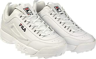 Fila Disruptor Low Woman Sneaker White Size: 6 UK