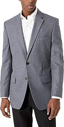 40 Short Haggar Clothing Mens Tailored Fit In Motion Blazer Midnight