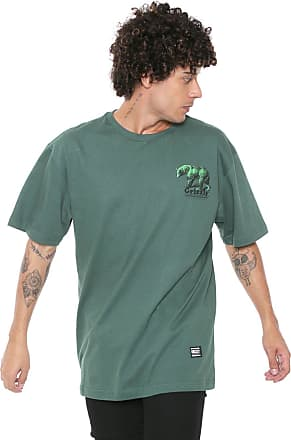 Grizzly Camiseta Grizzly Fontaine Verde