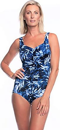 84c4d12b74f54 Maxine Of Hollywood Maxine of Hollywood Womens Shirred Front Girl Leg One  Piece Swimsuit
