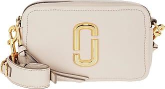 Marc Jacobs Cross Body Bags - The Softshot 21 Crossbody Bag Cream - beige - Cross Body Bags for ladies