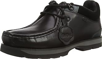 Kickers Bosley Para-D Lthr Am Mens Shoes Black (Black), 7 UK (41 EU)