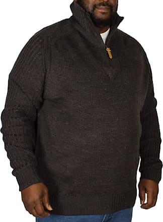 2XL D555 Mens Raul Big Tall King Size Space Dyed Full Zip Hooded hoody Hoodie