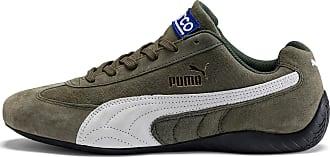 Puma SpeedCat Sparco Sneaker Schuhe | Mit Aucun | Grün/Weiß | Größe: 37.5
