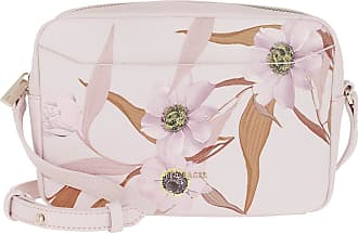 Ted Baker Cross Body Bags - Verdell Cabana Non Leather Camera Bag Light Pink - rose - Cross Body Bags for ladies