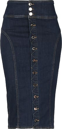 Relish JEANS - Gonne jeans su YOOX.COM