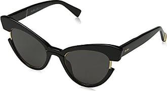 Max Mara MM INGRID IR 807 49 Montures de lunettes Femme, Noir (BLACK  e6425e0f84c1