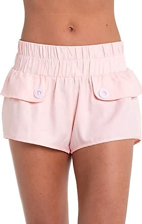 Red Nose SHORTS TACTEL FEMININO CANDY - RED NOSE ROSÉ PP