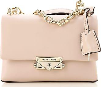 Michael Kors Shoulder Bag for Women On Sale, soft pink, Leather, 2017, one size