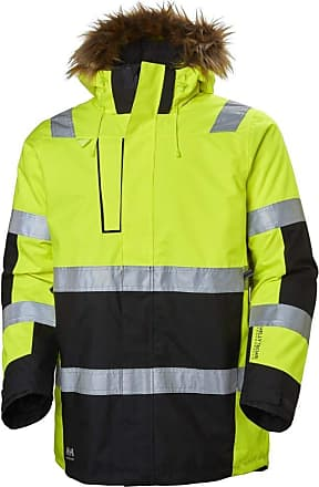 Helly Hansen Workwear, Yellow/Ebony, X-Large-Chest 45.5 (116Centimeters)