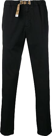White Sand Calça jeans slim - Preto